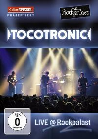 Cover Tocotronic - Live @ Rockpalast [DVD]